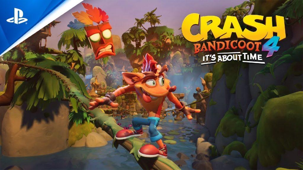 Jeu Crash Bandicoot